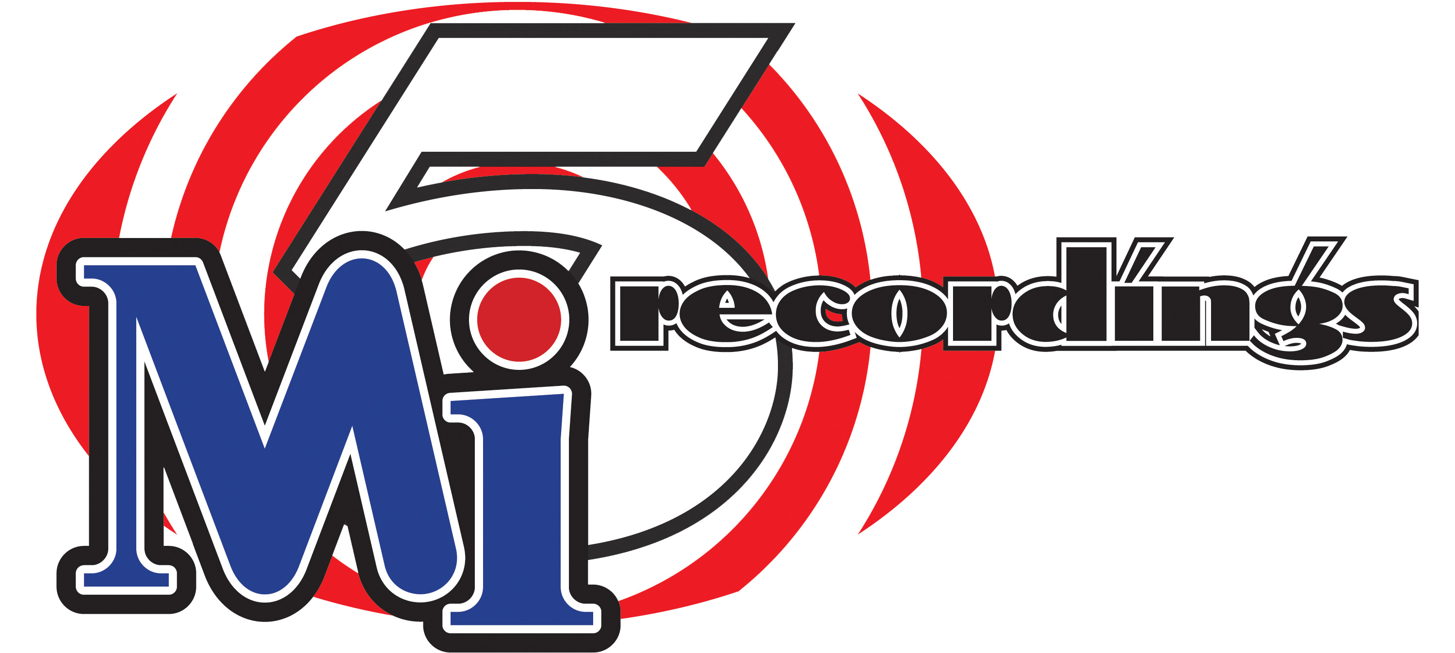 Mi5 Recordings Logo